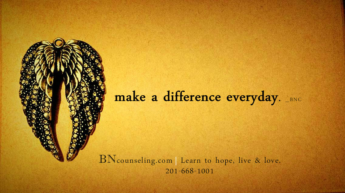 BNC-Amake a difference everyday