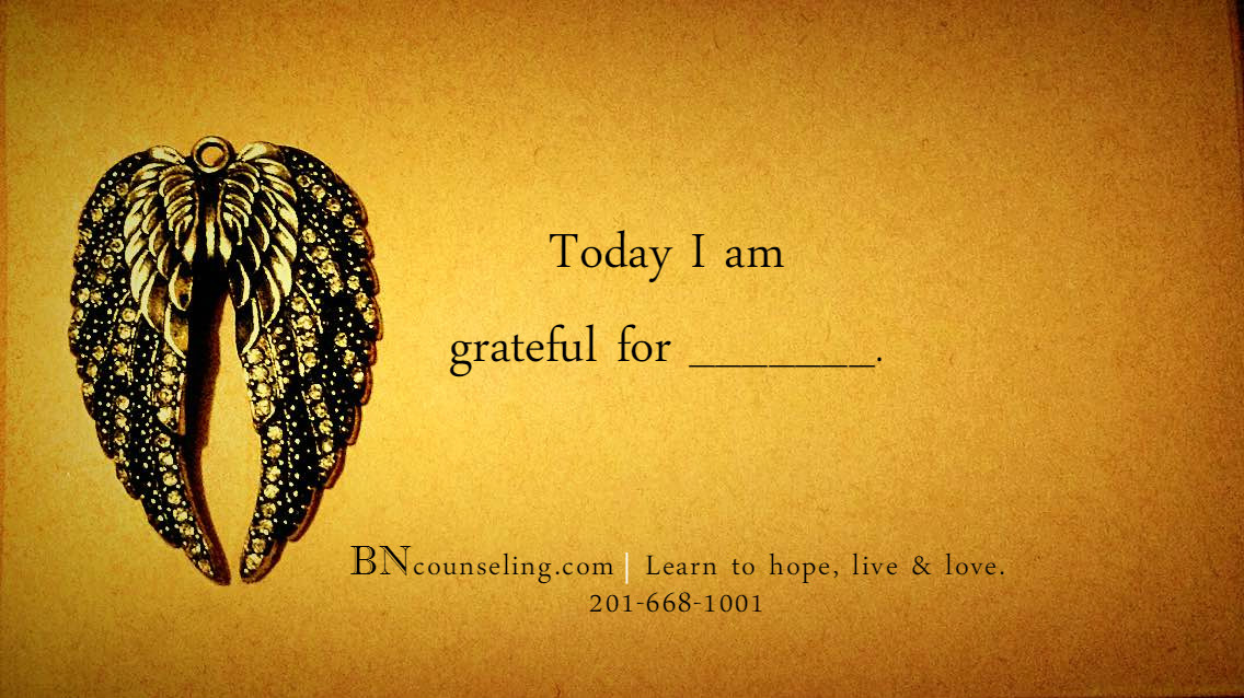 BNC-i am grateful for