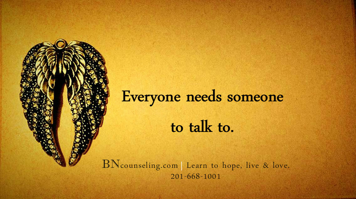 BNC-someone to talk to